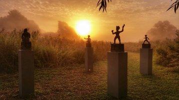 Curator, Waveney Valley Sculpture Trail