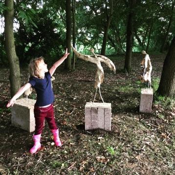 Waveney Valley Sculpture Trail.
