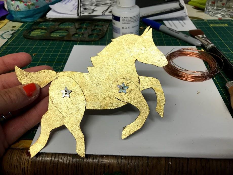 Iceni Horse