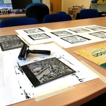 Printing in school