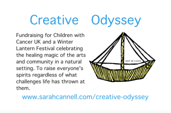 Creative Odyssey Fundraising